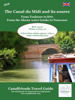 Canalfriends english guide canal du midi and its source april 2018